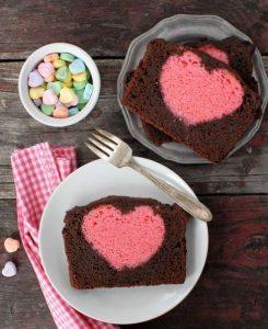 cake agiou valentinou