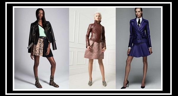 Με ποιες φούστες να φορέσεις το δερμάτινο μπουφάν!