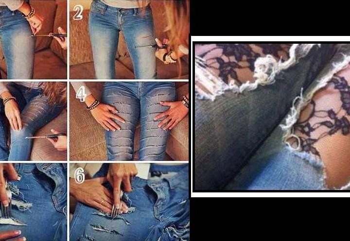 5 Τρόποι για να ανανεώσεις τα jean παντελόνια σου!