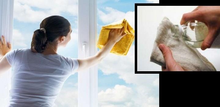 5 Tips για να καθαρίσεις αποτελεσματικά τα τζάμια σου!
