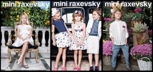 Νέα Collection Mini Raxevsky Άνοιξη-Καλοκαίρι 2015!