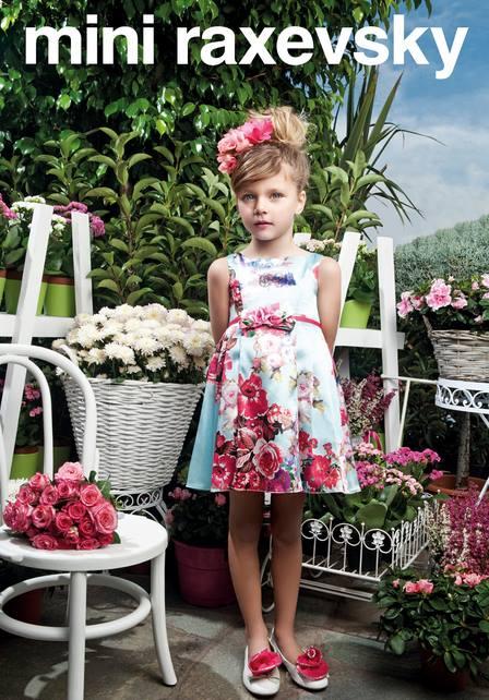 Ανοιξιάτικα και καλοκαιρινά παιδικά ρούχα Mini Raxevsky! 95b9fc2966d
