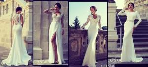 22 Νυφικά φορέματα για την Άνοιξη-Καλοκαίρι 2015!