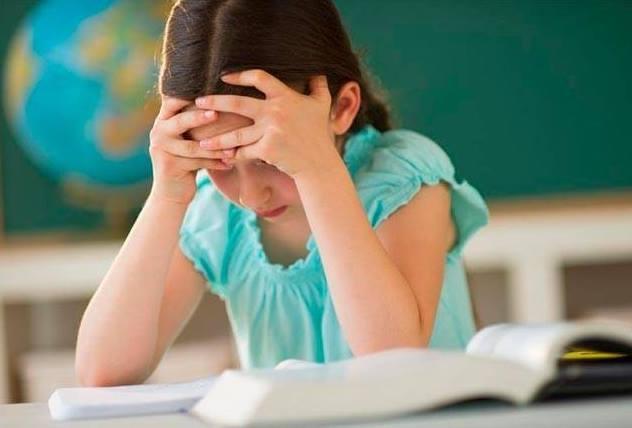 10 Συμπτώματα της δυσλεξίας!
