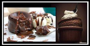 Συνταγή για το πιο εύκολο σουφλέ σοκολάτας!