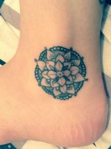 tattoo astragalos ediva.gr