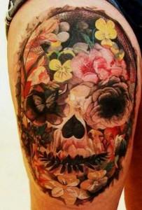 tattoo skull ediva.gr