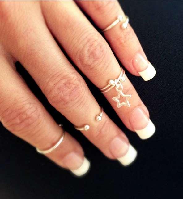 knuckle rings moda