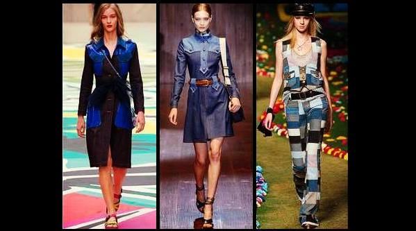 Ποια ρούχα θα φορεθούν την Άνοιξη - Καλοκαίρι 2015  6c7c1e36960