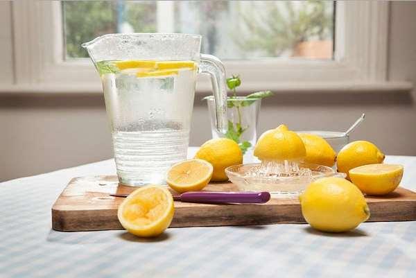 19 Λόγοι που πρέπει να πίνεις νερό με λεμόνι το πρωί!