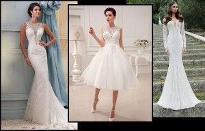 20 Όμορφα αέρινα νυφικά φορέματα!