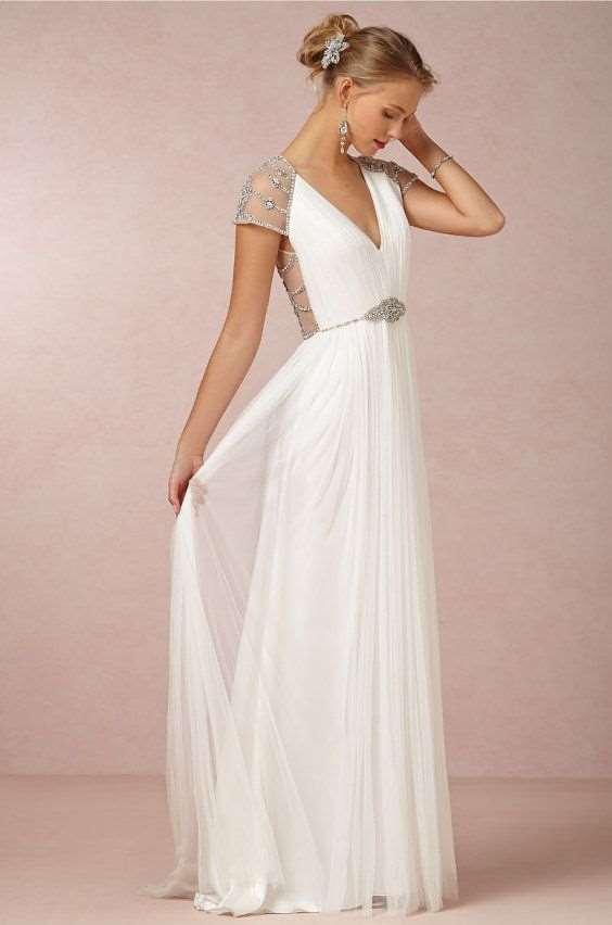 74f896dc12e3 20 Όμορφα αέρινα νυφικά φορέματα!