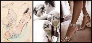Νυφικά παπούτσια 2015 για έναν ξεχωριστό γάμο!