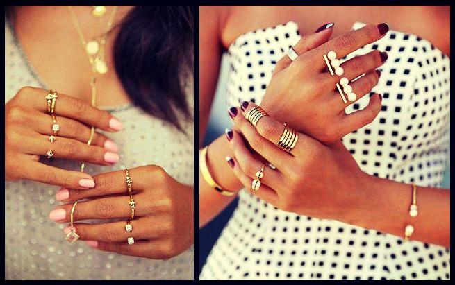 6 Δαχτυλίδια που είναι φέτος στην μόδα!