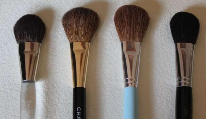 4 Κατηγορίες πινέλων του μακιγιάζ που πρέπει να έχεις!