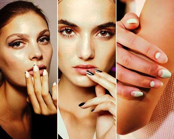 Ανοιξιάτικα και καλοκαιρινά σχέδια για τα νύχια 2015