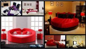 14 Στρόγγυλα κρεβάτια για την κρεβατοκάμαρα σου!