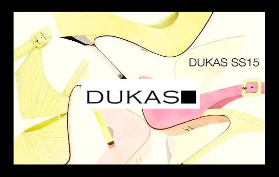 Καλοκαιρινά γυναικεία παπούτσια Dukas 2015!