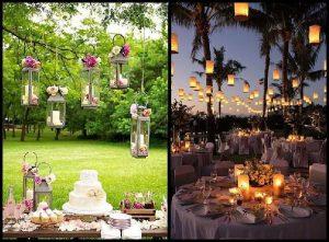 5 Όμορφες ιδέες διακόσμησης γάμου!