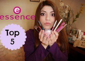 Review στα καλλυντικά της Essence από την Ιωάννα!