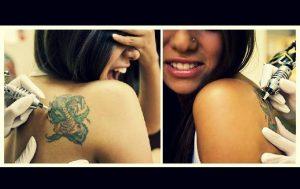 6 Τips για να πονέσει λιγότερο το tattoo σου!