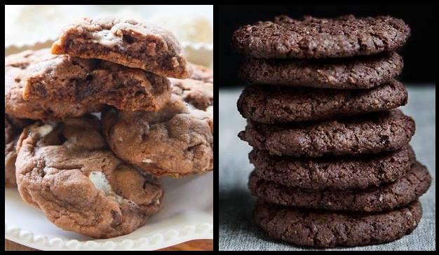 Συνταγή για Νηστίσιμα μπισκότα σοκολάτας!
