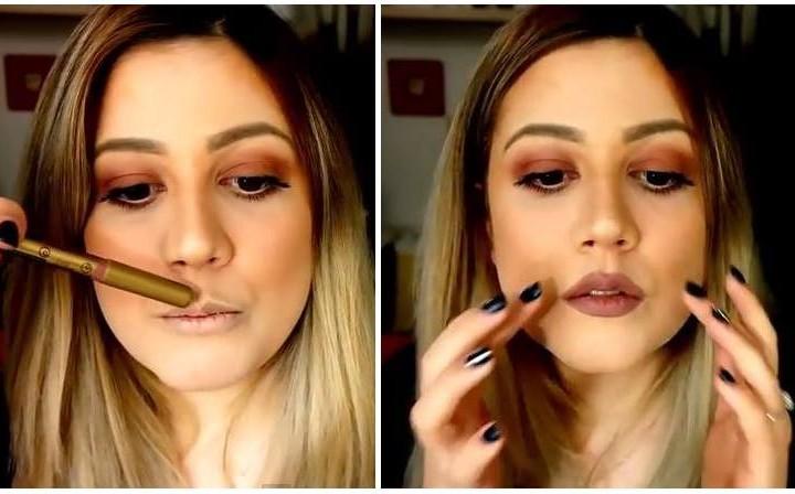 Πως να φαίνονται τα χείλη σου μεγαλύτερα με φυσικό τρόπο!