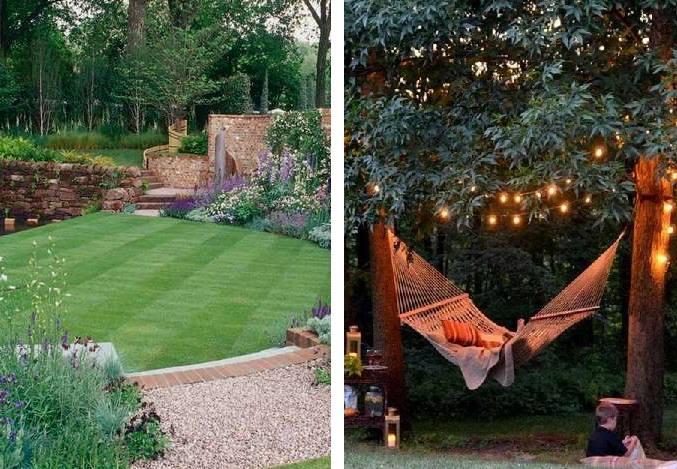 17 Έξυπνες ιδέες για την διακόσμηση του κήπου!
