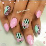 3D-nail-art-stiletto