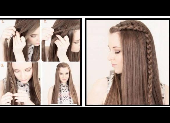 5 DIY hairstyles για όλες τις περιστάσεις!