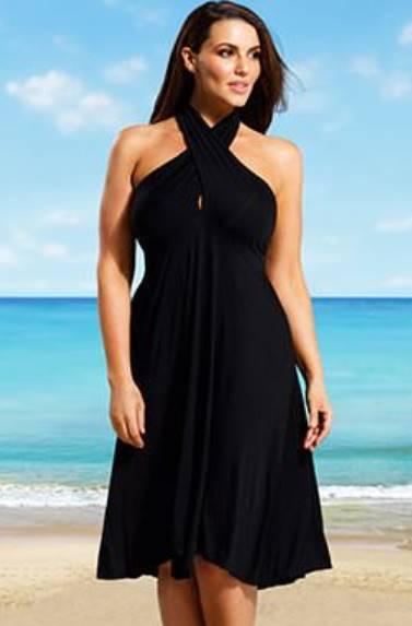 Η πιο σωστή επιλογή φορέματος για εσένα είναι τα φορέματα σε γραμμή Α ή  ακόμα και τα αμπίρ. Τέτοιου τύπου φορέματα καλύπτουν τέλεια την κοιλιά 2bef7cade11