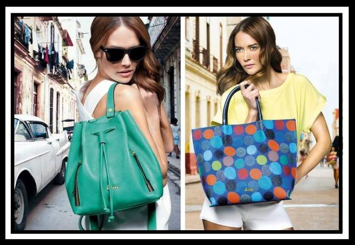 Γυναικείες τσάντες KEM Άνοιξη - Καλοκαίρι!