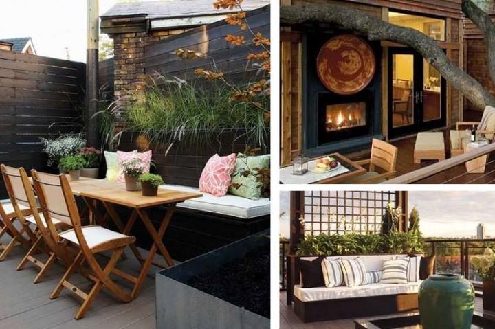 24 Όμορφες ιδέες για να διακοσμήσεις το μπαλκόνι!