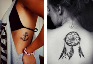 11 Πανέμορφα γυναικεία τατουάζ για να διαλέξεις!