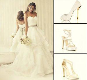 28 Νυφικά παπούτσια που θα αγαπήσεις!
