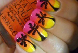 sunset-nails-art