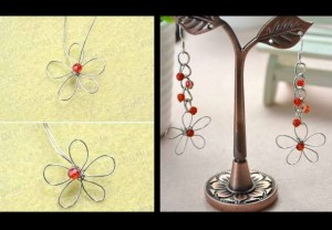 DIY: Πως να φτιάξεις χειροποίητα σκουλαρίκια εύκολα!