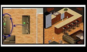 Εφαρμογή για να διακοσμήσεις το σπίτι σου!
