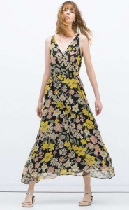 maxi floral foremata