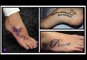 18 Εκπληκτικά γυναικεία tattoo για το πόδι!