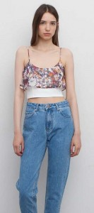 crop top pull and bear 2015
