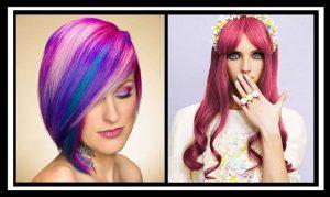 20 Ιδέες για χρωματιστά hairstyles που πρέπει να τολμήσεις!