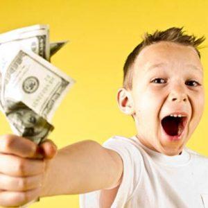 Πως να μάθεις στο παιδί σου να μην σπαταλάει χρήματα!