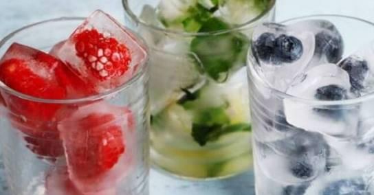 5 Τέλειες ιδέες για νόστιμο νερό!