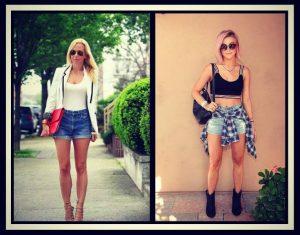 10 Τρόποι για να φορέσεις ένα jean ψηλόμεσο σορτς!