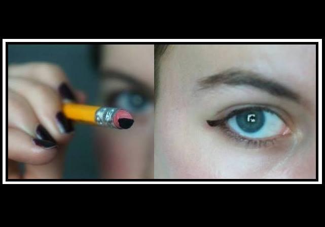 7 Έξυπνοι τρόποι για να βάζεις τέλεια eyeliner!