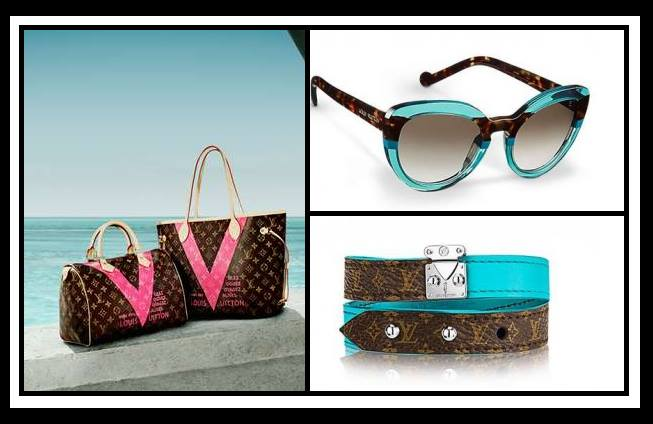 Collection Louis Vuitton Καλοκαίρι 2015!