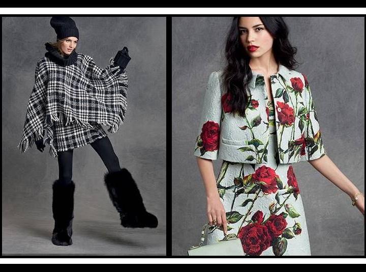 Collection Dolce&Gabbana για Φθινόπωρο-Χειμώνα 2016!