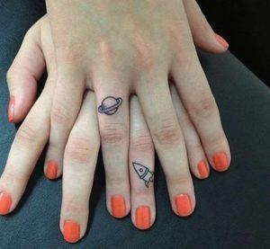 diakritika tattoo