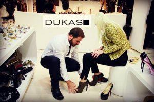 Γυναικεία παπούτσια Dukas Φθινόπωρο - Χειμώνας 2016!